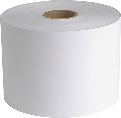 58 mm thermal Linerless (Liner-free) labels rolls